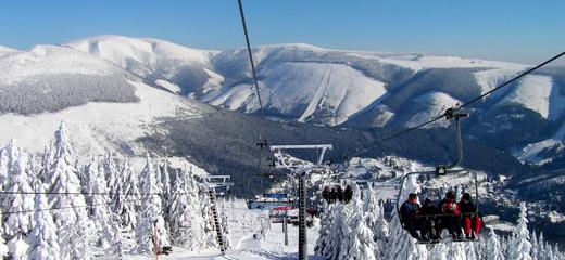 Ośrodek narciarski Szpindlerowy Młyn